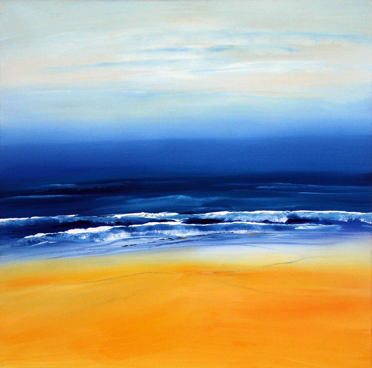Abstrakte Landschaft IX