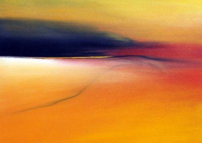 Abstrakte Landschaft XXXVII