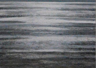 Untiefen 1 - Acryl auf Leinwand - 50 x 60 cm