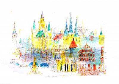 18 - Erfurt, heiter