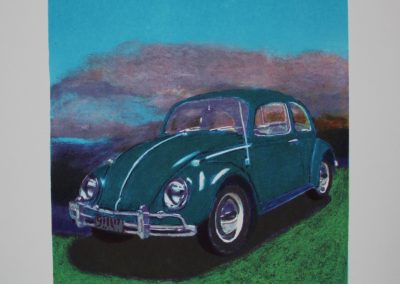 TURQUOISE VW