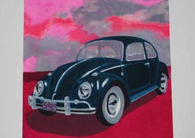 PINK SKY VW