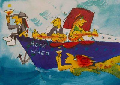 Rock Liner