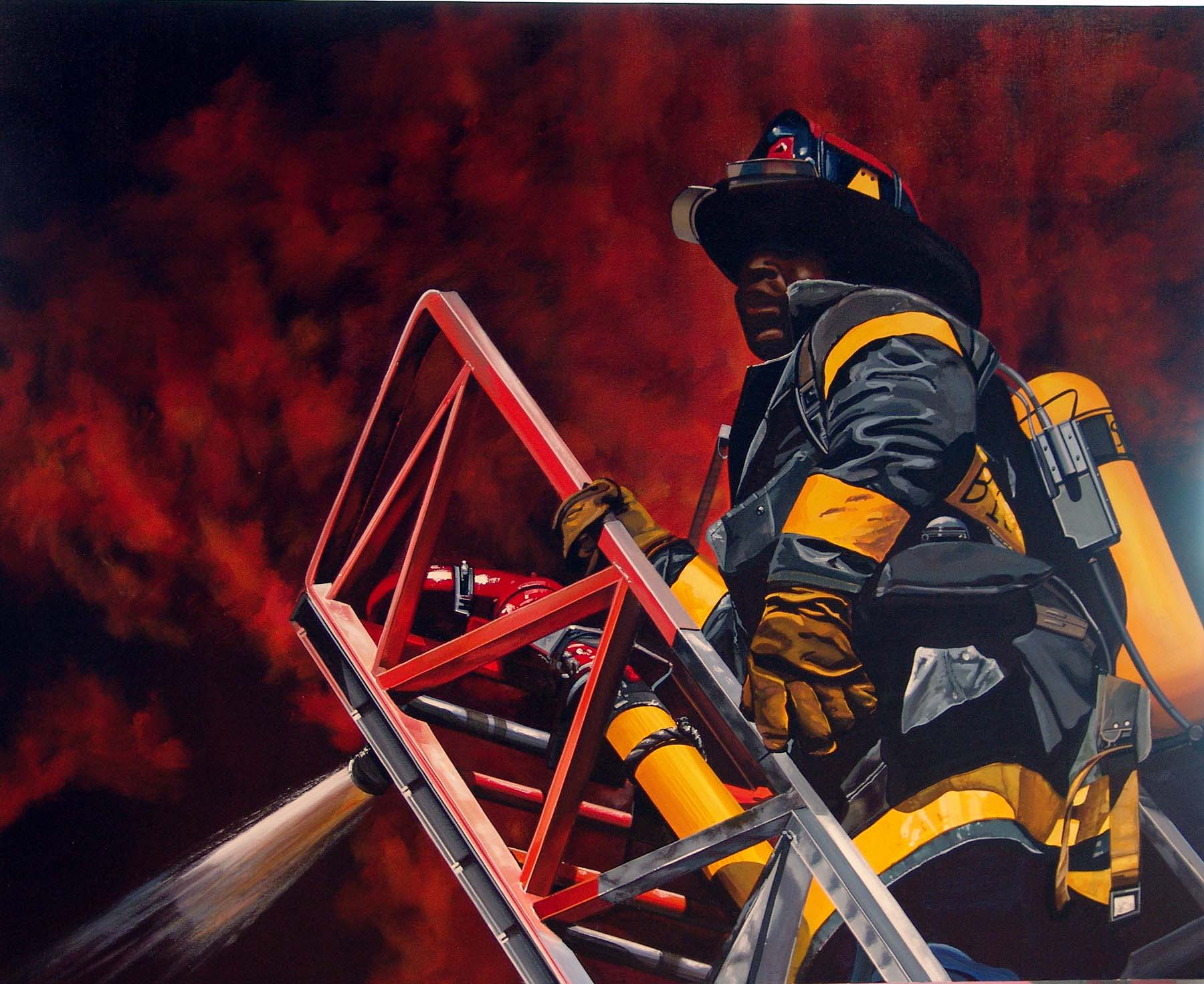 fireman 100x80